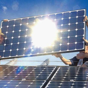 reparación placas solares